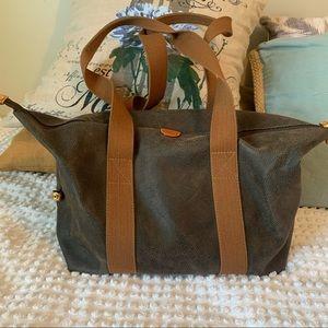Bric's leather shoulder bag